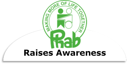 Devizes and District Phab Raises Awareness